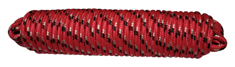 Polypropylene Rope 30M - Red