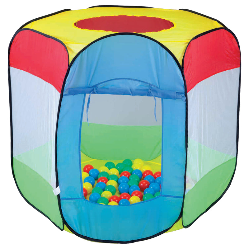 Baby Tent Ball Pool with 100 Balls