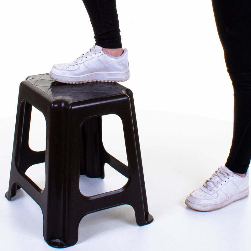 Ege Step Stool - Brown