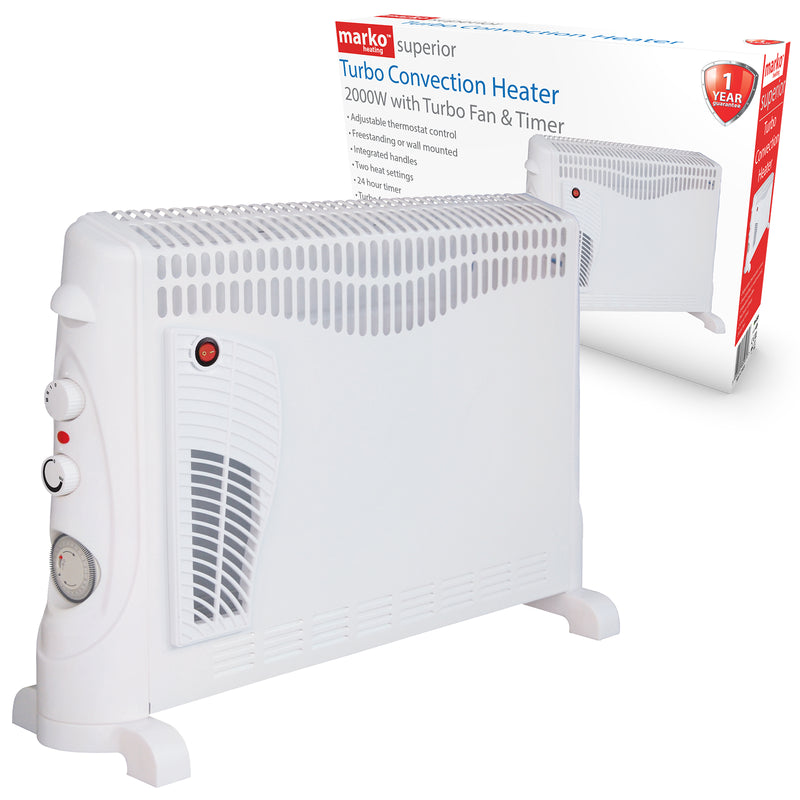 Turbo Convection Heater