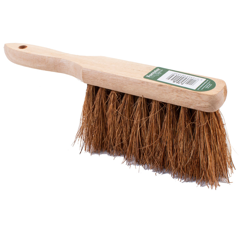 "11"" Soft Coco Wooden Hand Brush"