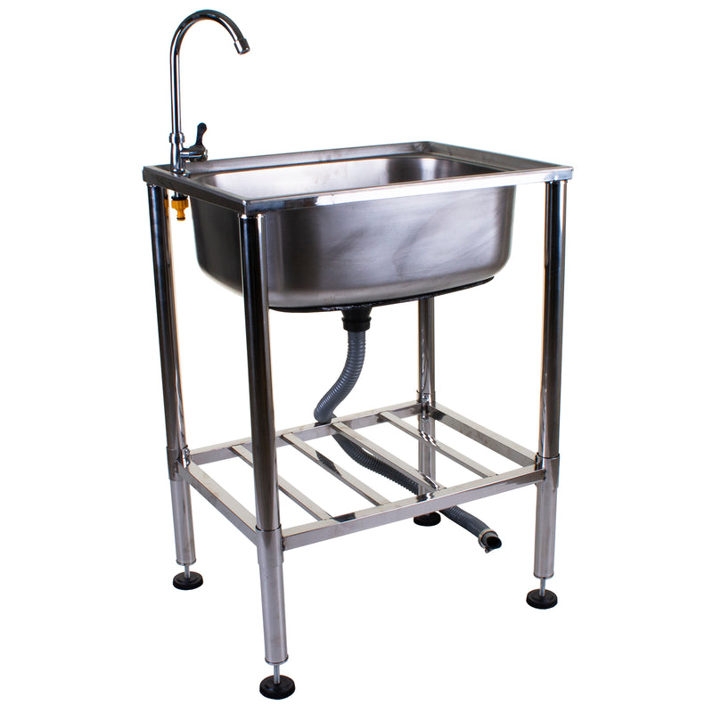 Stainless Steel Camping Sink