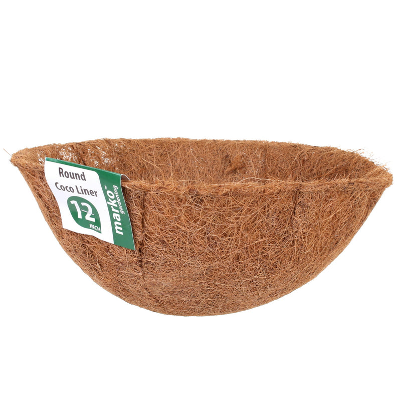 Round Coco Liners