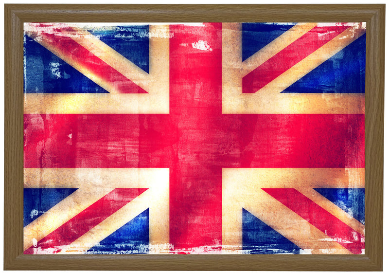 Union Flag Laptray