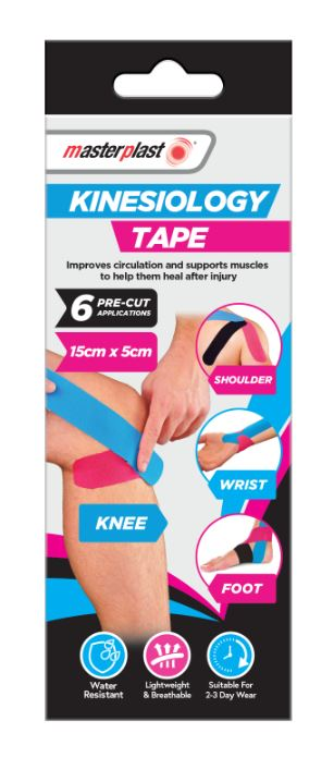 Kinesiology Tape Mixed