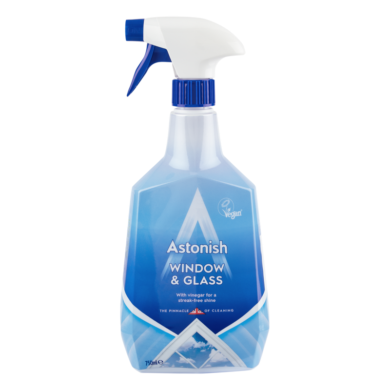 Window and Glass Cleaner 750ml
