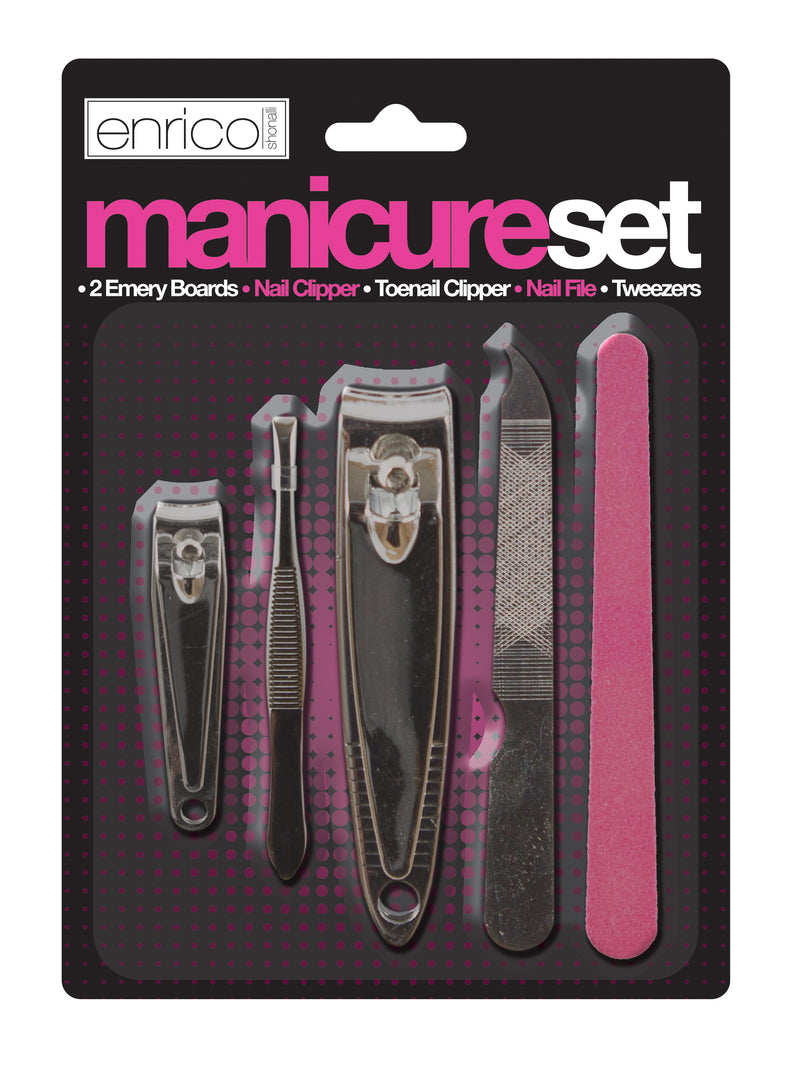 Manicure Set 6pc