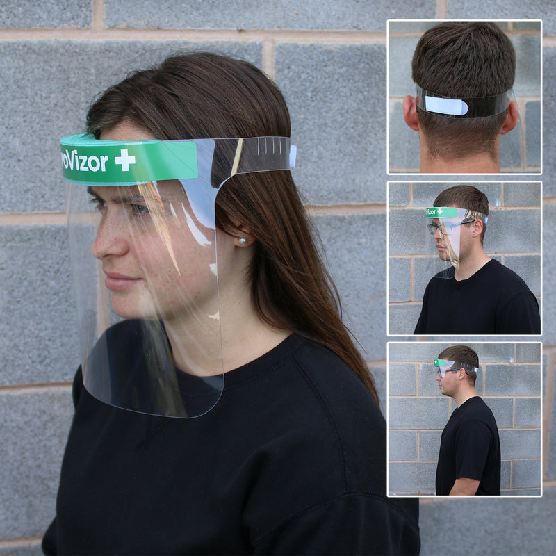 EnviroVizor Face Shield