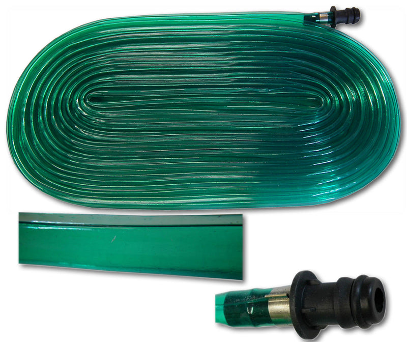 7.5M Green Flexible Soaker Hose