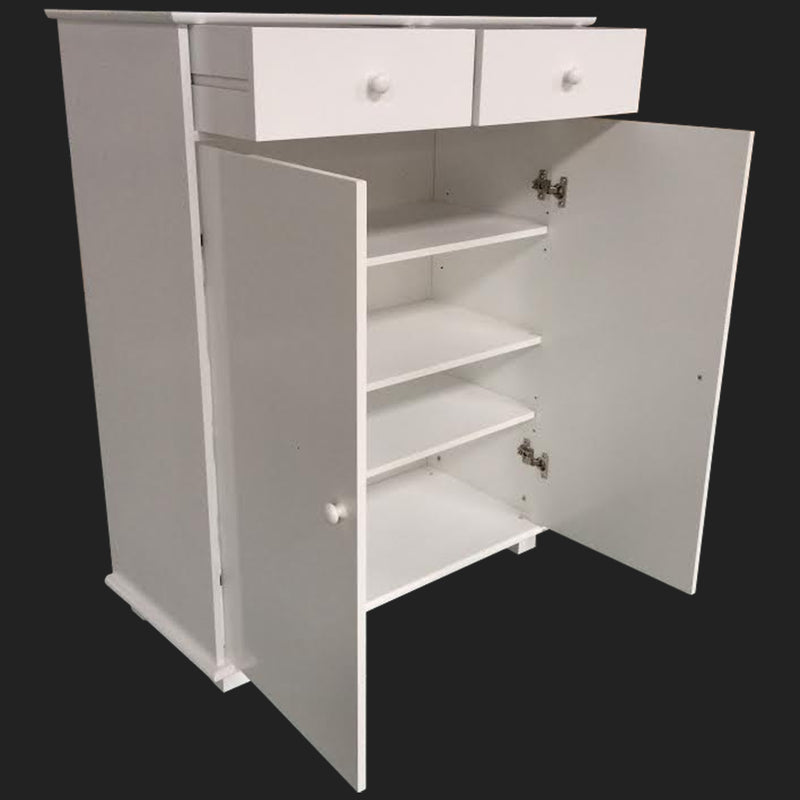 2 Drawer Storage Unit