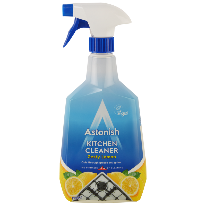 Kitchen Cleaner Zesty Lemon 750ml