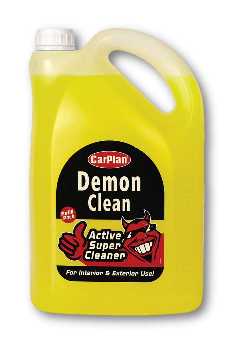 CarPlan Demon Clean 5L