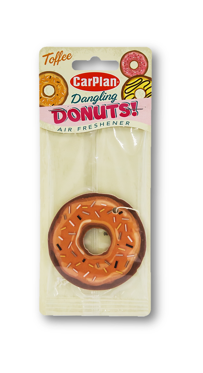 CarPlan Dangling Donuts Air Freshener