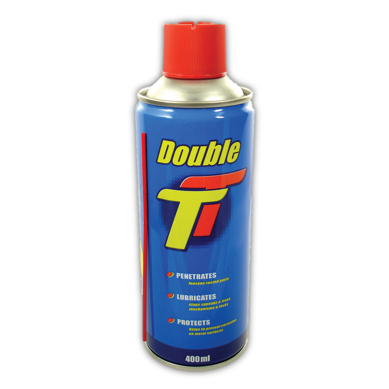 Double TT Maintenance Spray-400ml