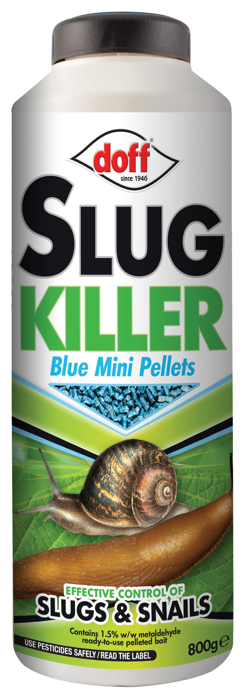 Slug Killer Blue Mini Pellets 800g