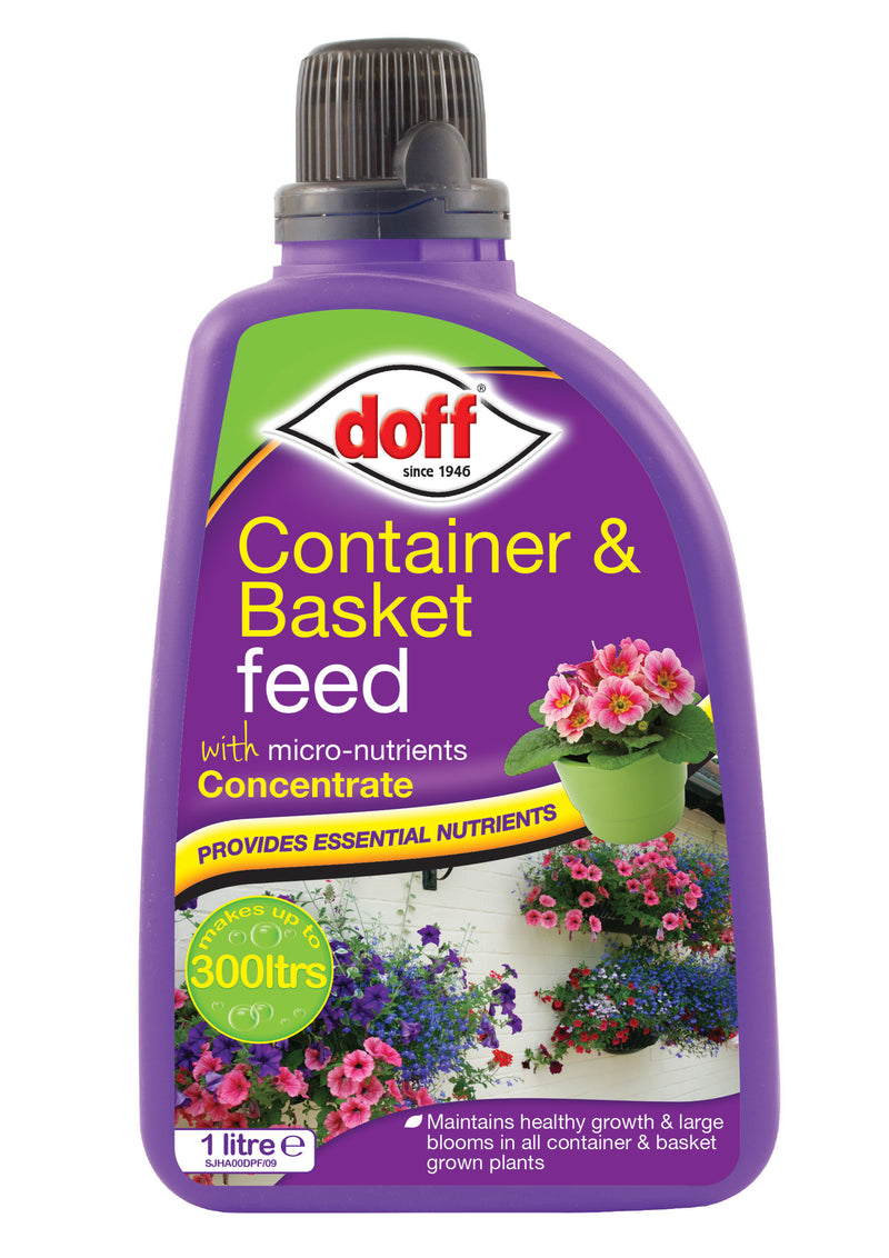 Container and Basket Concentrate 1L