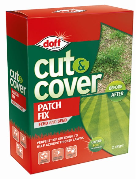 Cut and Cover Patch Fix Covers 80 Square Meters 2 4KG