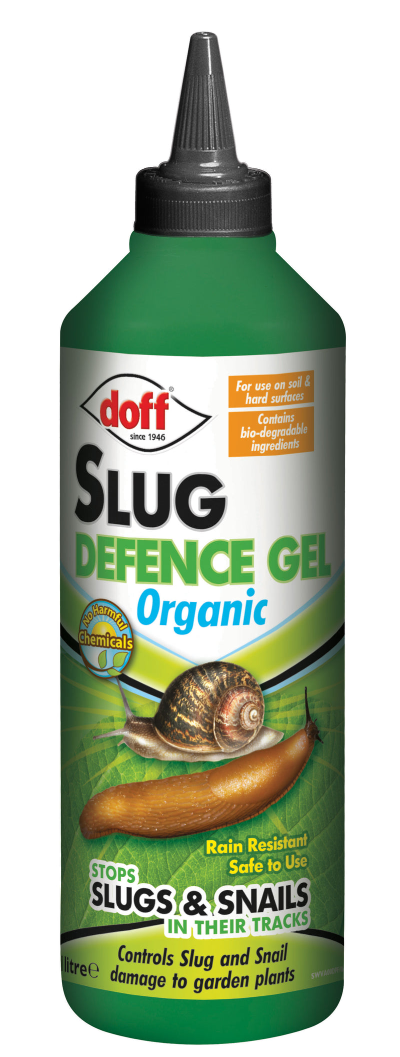 Organic Slug Defence Gel 1L