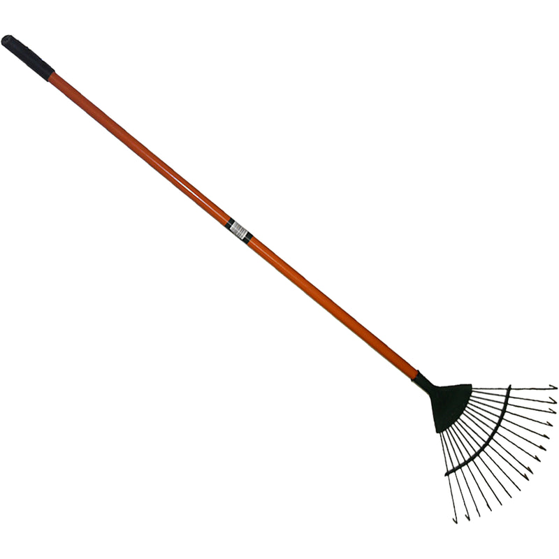 16 Tooth Metal Lawn Rake - In Store