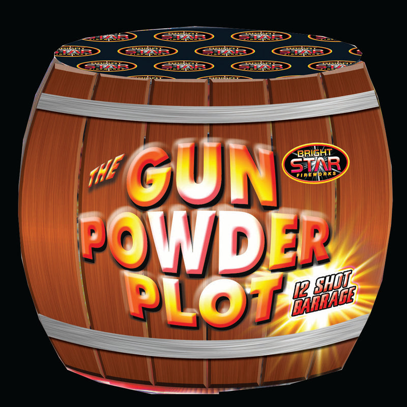 Gun Powder Plot 12 Shot
