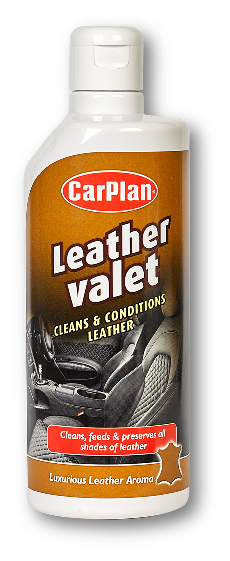 CarPlan Leather Valet 400ml