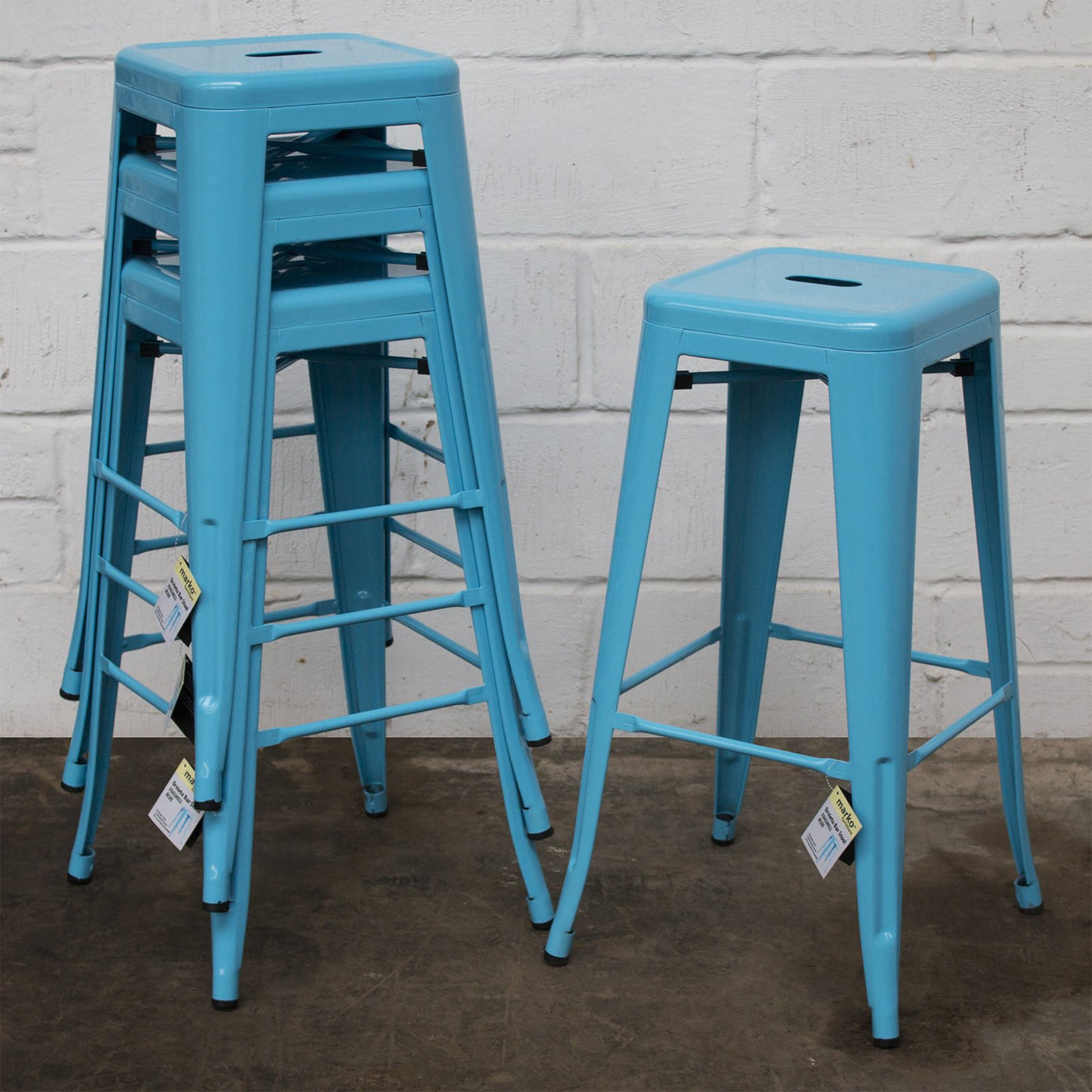 Phenomenal Orvieto Stool Eggshell Blue Caraccident5 Cool Chair Designs And Ideas Caraccident5Info