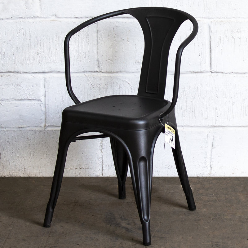 Forli Chair - Onyx Matt Black
