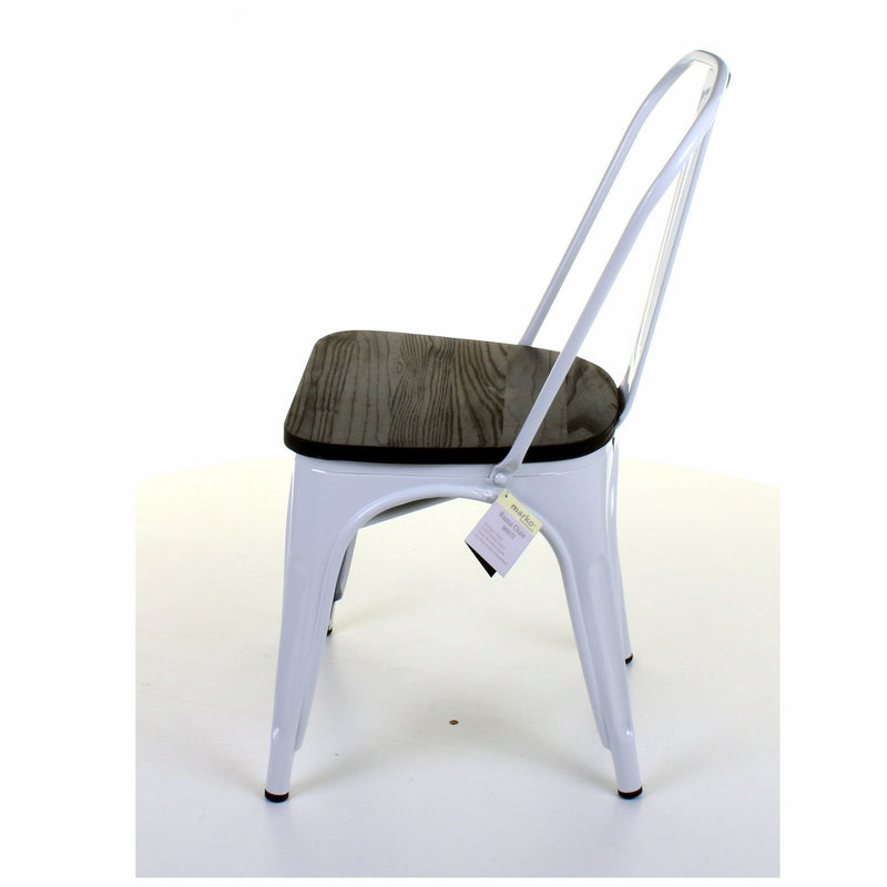 Roma Chairs - White