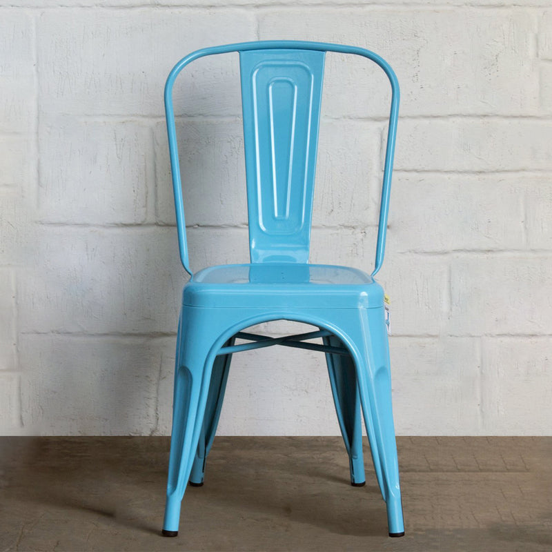 Siena Chairs - Eggshell Blue