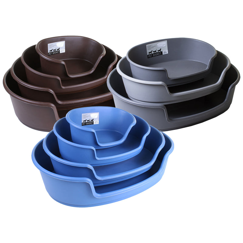Plastic Pet Bed