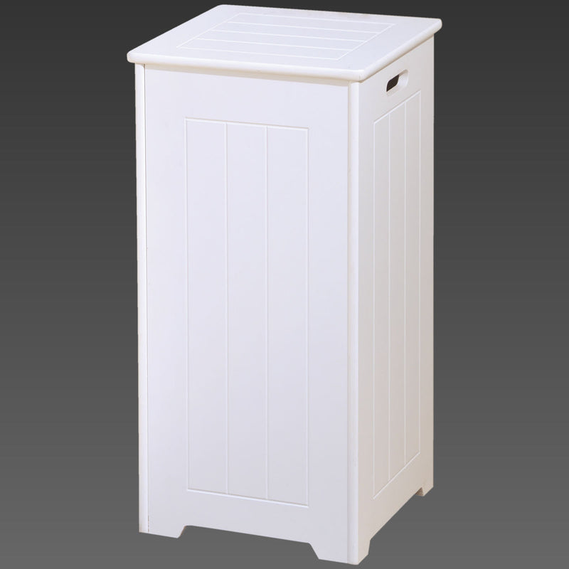 Tall Square Laundry Basket