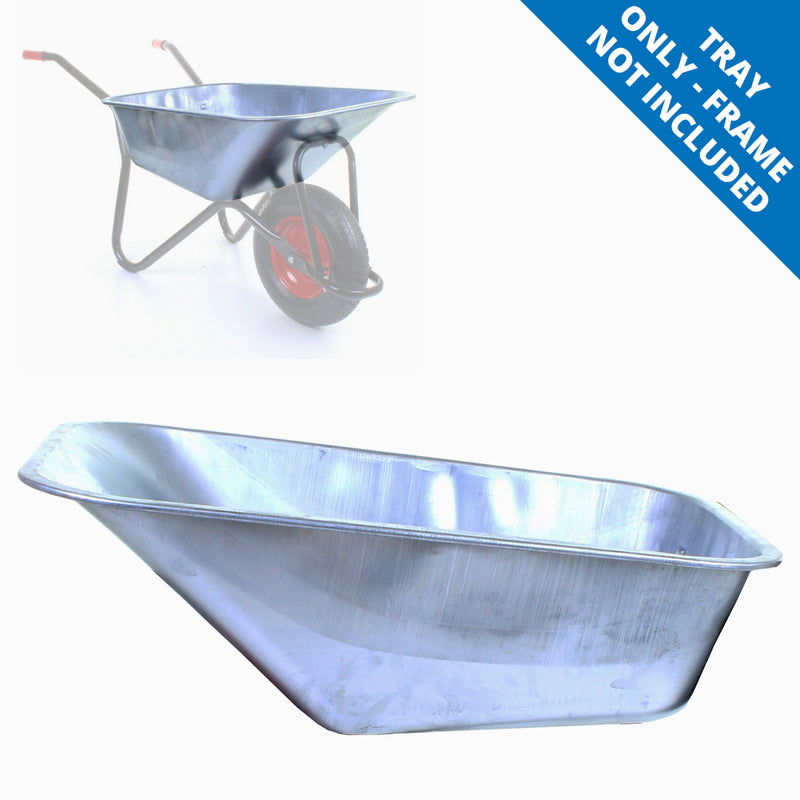 100L Wheelbarrow PAN ONLY