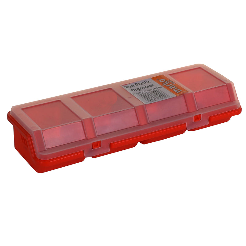 Compartment Plastic Organiser - VON