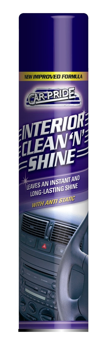 Interior Clean 'n' Shine 300ml