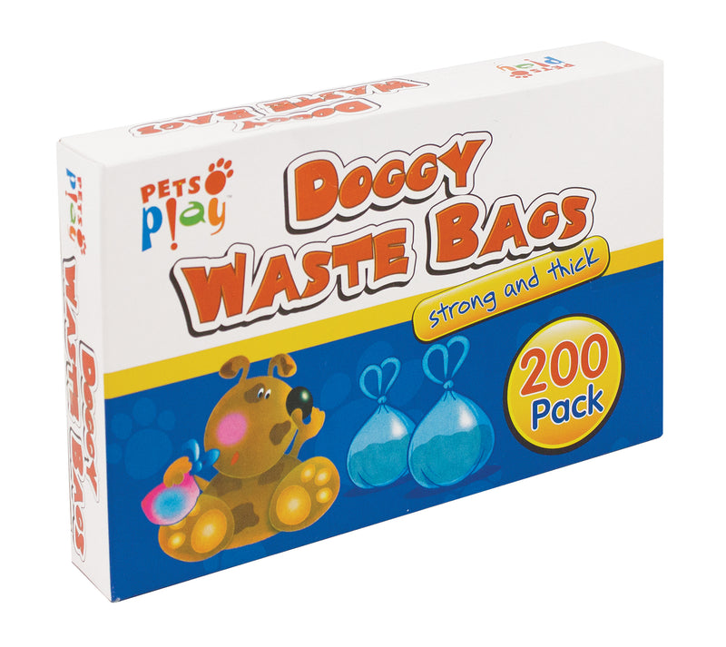 Doggy Waste Bags 200pk