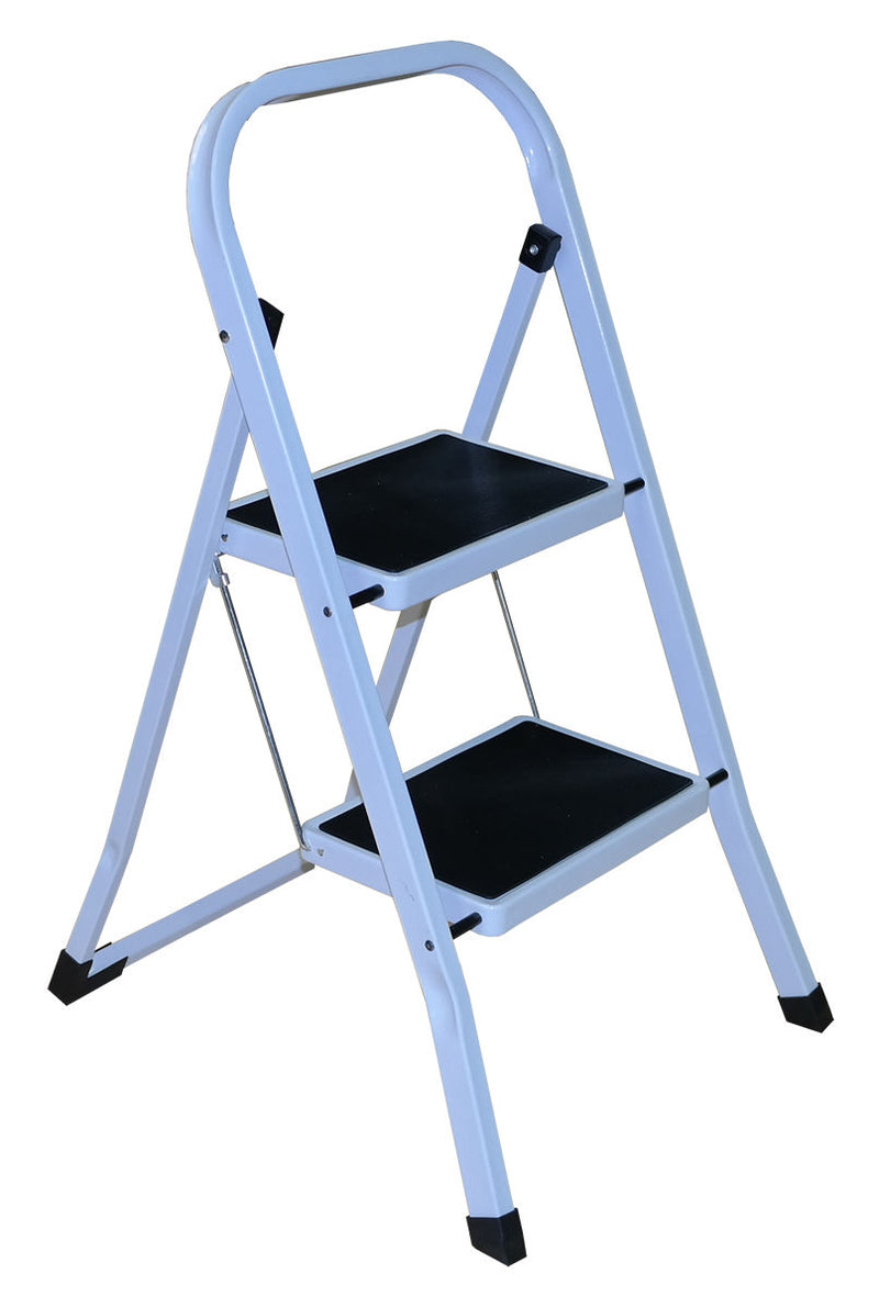 2 Step White Ladder