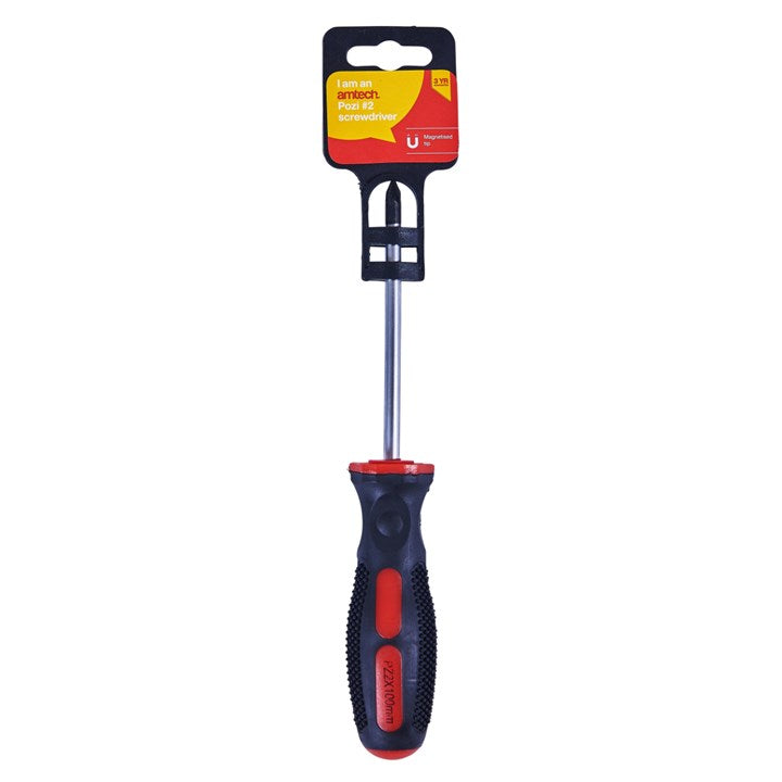 No.2 Pozi Drive Screwdriver
