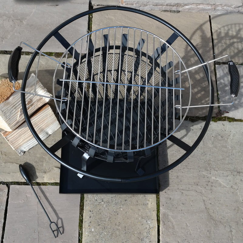 Victoria Fire Basket