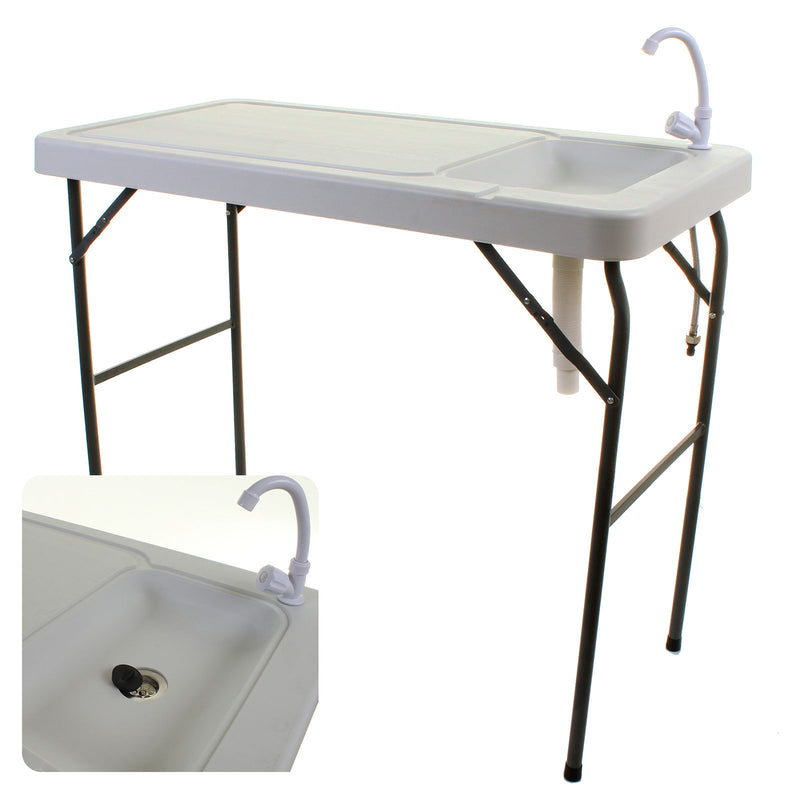 Blow Moulded Camping Table