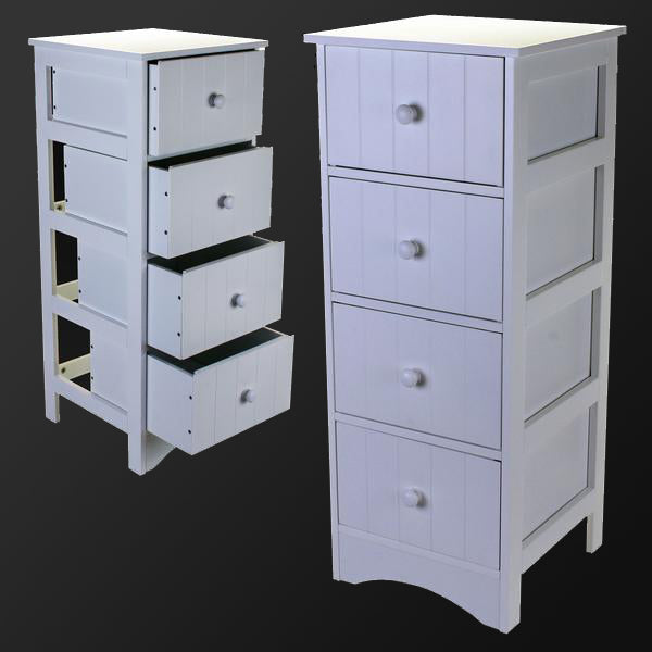4 Drawer Storage Unit