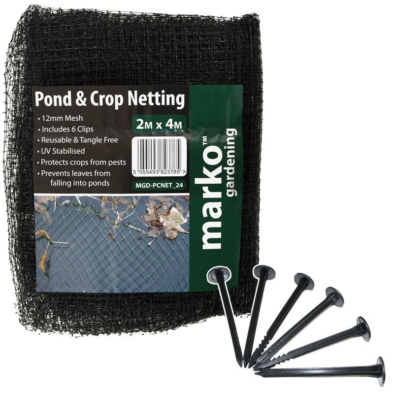 Pond & Crop Netting - 2M x 4M