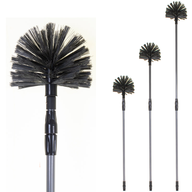 Round Cobweb Brush