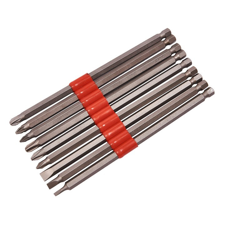 9pc 150mm Power Bit Set