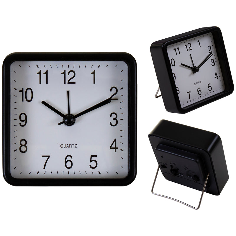 Plastic Table Alarm Clock