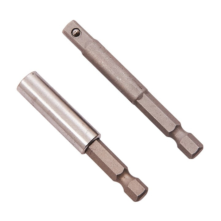2pc Bit Holder And Adaptor Set