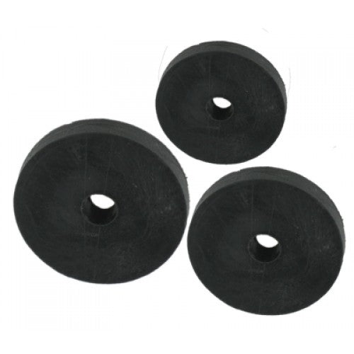 "Mixed 1/2"" 3/4 Tap Washers 13pc"