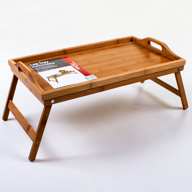 Bamboo Folding Lap Tray