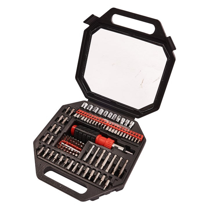 101pc Screwdriver And Bit Set