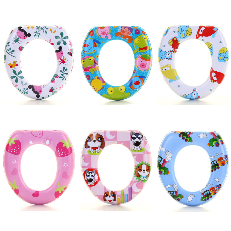 Potty Training Soft Toilet Seat
