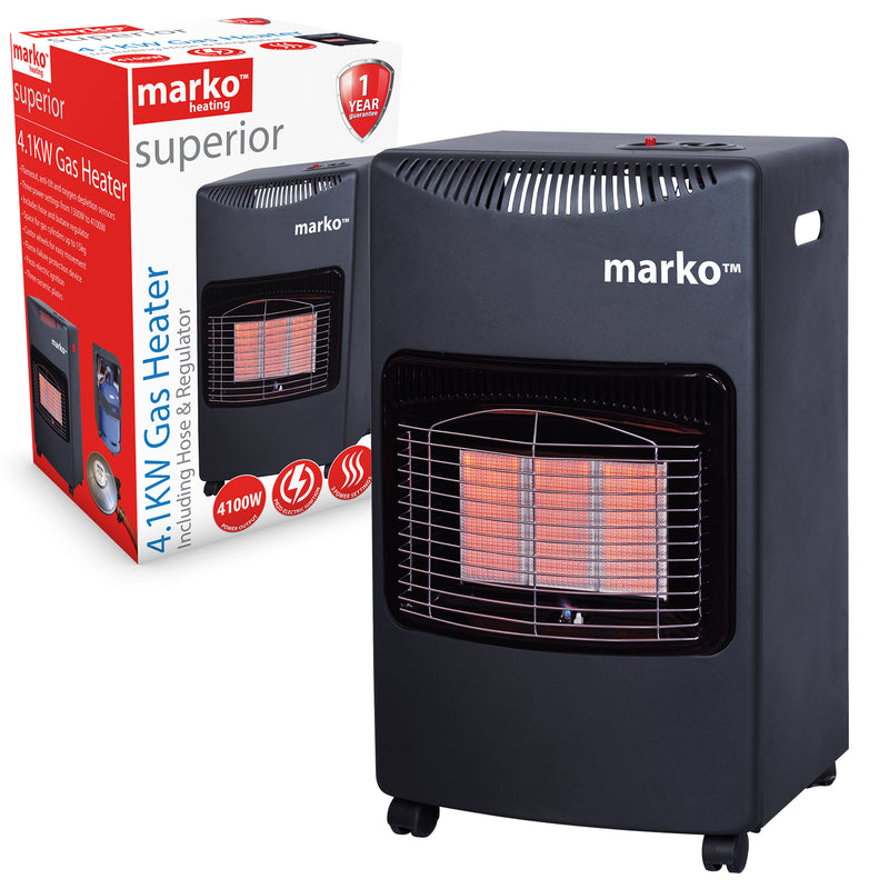 4.1KW Gas Heater
